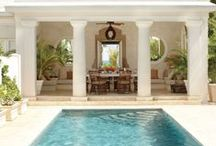 Pools/Pool Houses / by Amy Vermillion Interiors