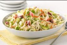 """Favorite Recipes/Sides / Tried and true recipes for side dishes/salads that are """"good enough to take places""""."""