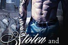 Stolen and Forgiven / Books 1 & 2 of the Branded Packs Series co-written with Alexandra Ivy http://carrieannryan.com/stolen-and-forgiven/