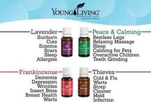 Young Living Oils / by chellebeth weaver