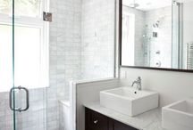 No Place Like Home - Bathroom / Ideas for our bathroom / by Erin Hilligas (Gray)