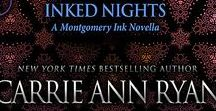 Inked Nights / Tattoo artist, Derek Hawkins knows the rules: One night a month. No last names. No promises.  Olivia Madison has her own rules: Don't fall in love. No commitment. Never tell Derek the truth.
