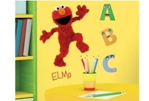 Elmo's Board / by Marcy Green