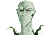Tom Riddle / Lord Voldemort / For some reason, we all love him right?