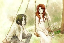Severus & Lily / because YES they deserve a board! Severus deserves this board, love you Sev', always...
