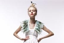fantastical feathers / wilhelm-nyc.com