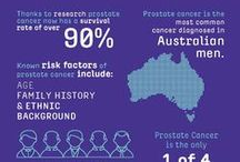 Infographics / Cancer research infographics we have made or found.