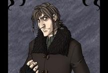 Selwyn / Death Eater, Pure blood