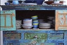 blau/blue / by Jeannette Gaidecki