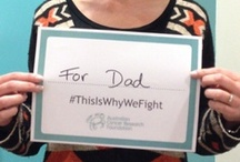 #ThisIsWhyWeFight / This June we are creating a feature-film in tribute to those who inspire us to fight cancer.   Will you share your story with us?