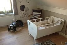 @home childroom / Kinderkamerinrichting