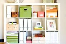 Organization / Organizing ideas
