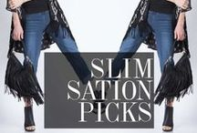 SlimSation Picks / Our favorites SlimSation styles that we KNOW you'll LOVE!