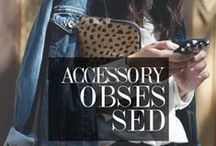 Accessory Obsessed / Accessories we are obsessed with! What to wear with your SlimSation styles