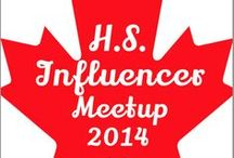 HelloSociety Toronto Influencer Meetup 2014 / HelloSociety's Influencer Meetup 2014 will be in Toronto, Canada this year! Canadian influencers attending, these pins are just a taste of all the fun we'll be having! Before, during or after the meetup, share your pictures and videos with #HSDoesCanada. Get excited! We are counting down the days! / by HelloSociety