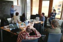 The making of Het bewaren waard / De voorbereidingen van Het bewaren waard: de brainstorms en vergaderingen