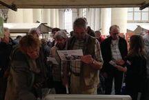 Famillement / Het bewaren waard was woensdag 8 oktober 2014 aanwezig op Famillement in de Hooglandse Kerk in Leiden.