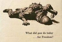 Oh So True & Patriotism / by Hubby Takeover