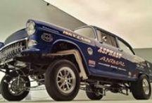 Cars, Gassers & Gearhead Hillbilly Moonshine