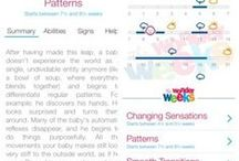 The Wonder Weeks / Charting our daughter's experience of The Wonder Weeks, including a review of the iOS app.