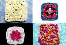 Motivos en crochet / Te mostramos la colección de motivos crochet de Moda a Crochet