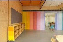 School Design / Mostly elementary school design