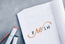 Graphics & Type / Graphic Design. Typography