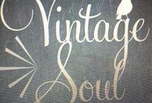 Vintage is my soul