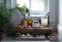 Meditation & Yoga Space / Calm