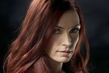 [Jean Grey] we come into this world alone and we leave the same way... / ...the time we spent in between - time spent alive, sharing, learning together... is all that makes life worth living.   Phoenix, Avatar Famke Janssen.