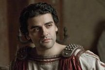 [Anub] i will serve you, mistress, forever and well beyond the Osiris's kingdom / Avatar Oscar Isaac.