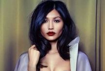 [Psylocke] my head's full of screaming people...and one of them's me! / Elizabeth Braddock, Avatar Gemma Chan.
