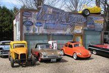 Automotive Dioramas