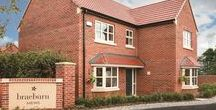 Braeburn Mews, Bawtry / Gorgeous photos from the showhome at our latest development of 4/5 bedroom homes in Bawtry, near Doncaster.