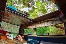 Hippie road trip
