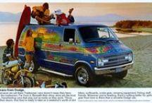 custom vans / by Nigel Chapman