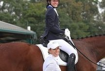 Horseshows / Scenes from the horse shows that we attend.