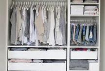 Úložný prostor/Wardrobe