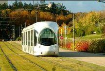 Trams / Trams, tramways, light rail etc / by refsbr