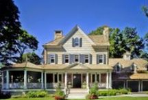 Award Winning Transformation / National award winning whole-house remodel and renovation of a Victorian Queen Anne-style home in Sea Cliff, Long Island, New York. Designed by Smiros & Smiros Architecture, this beautiful transformation was completed by Stokkers & Co. in only nine months.