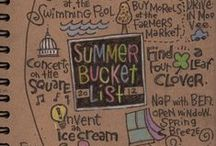 Bucket List / by Sasori Lucas