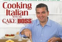 buddy valasto italian recipes / by Lynn, Creates