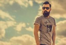 Hipstermania/Hipster man