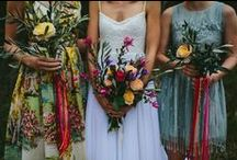 WEDDING FLOWERS //