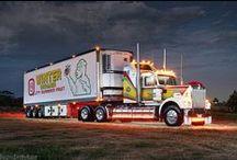 Trucks - Kenworth / US and Australian  / by Nigel Chapman