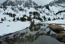 Muntanya hivernals / Imatges d'alta muntanya dels pirineus