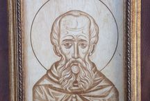 Iconography On Wood Engraving