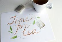 Tea time / Tea time