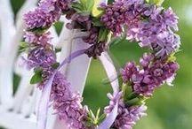 [wedding Valerie&Andre] / wedding | bride | ideas | deko | lemon | lavendel | citron | lilac | purple