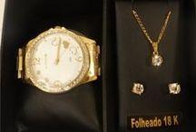 RELÓGIOS FEMININOS / Semi-jóias da mais alta qualidade. Acessórios de luxo, nos segmentos dia-a-dia, festa e noivas.